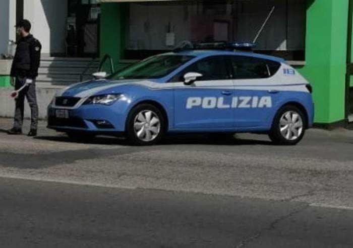 Stazione di Modena, polizia recupera zaino con due chili di marijuana