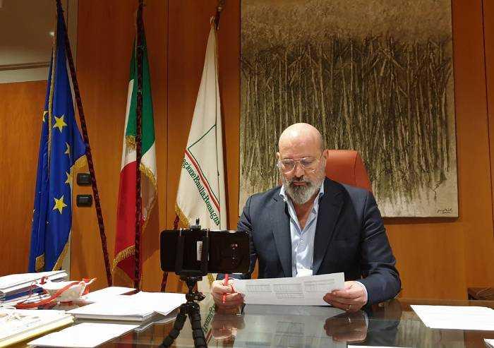'Caro Bonaccini, così la Regione ci ha sottoposto a ingiusta gogna. E i ventilatori sono qui'