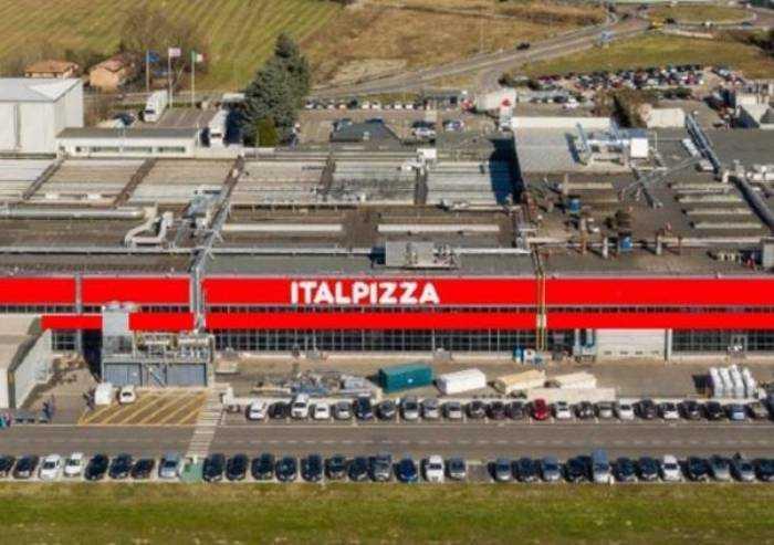 'Italpizza, un dipendente positivo a Covid: domani sanificazione'