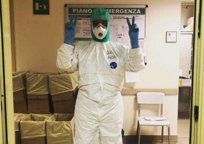 Sara e Giada, due infermiere modenesi in prima linea contro il coronavirus
