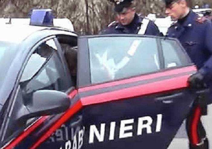'Ho il coronavirus', poi sputa in faccia ai Carabinieri