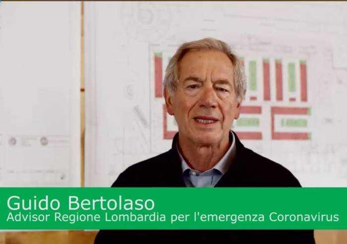 Bertolaso: 'Sono positivo al coronavirus'