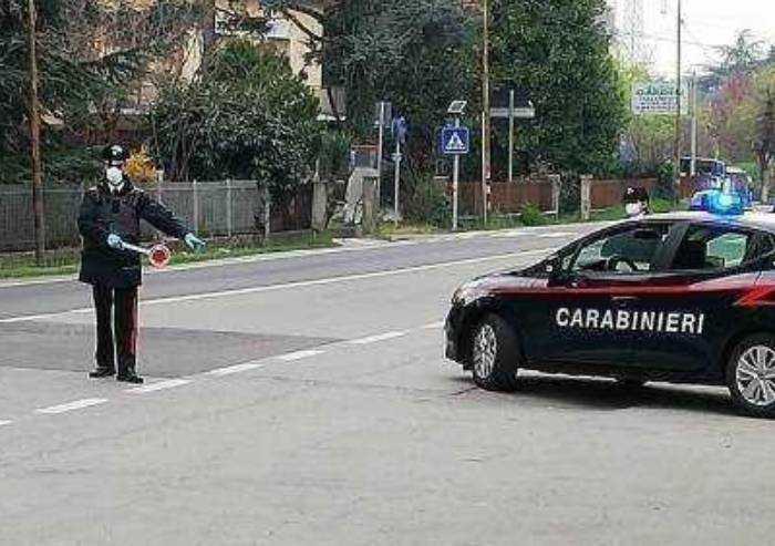Cavezzo, carabiniere positivo a Covid: in quarantena tutta la stazione