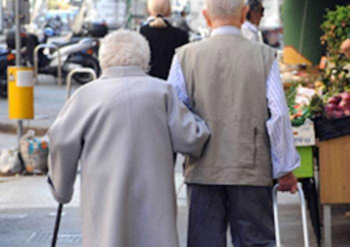 Pensioni, Inps: il 60,5% degli assegni è inferiore a 750 euro