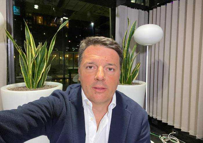 Renzi: 'Riapriamo scuole e fabbriche, tra un po' lo diranno tutti'