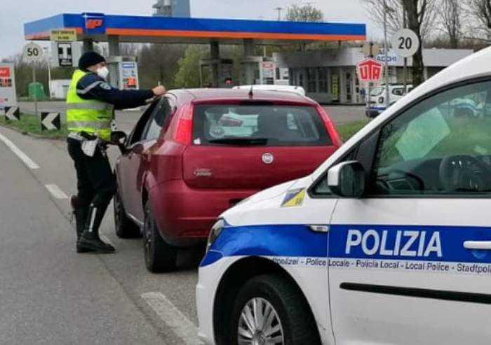 'Carpi, tre agenti della municipale positivi: sanificare il comando'