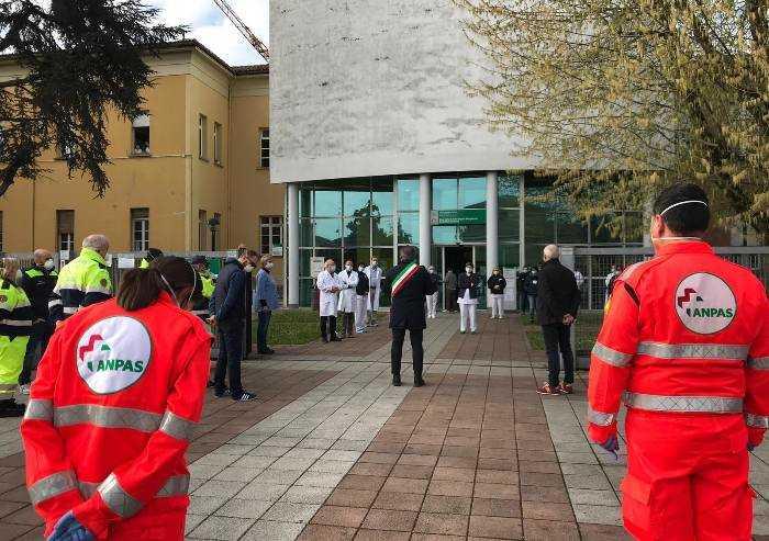 Castelfranco Emilia, inaugurato ospedale solo per pazienti Covid