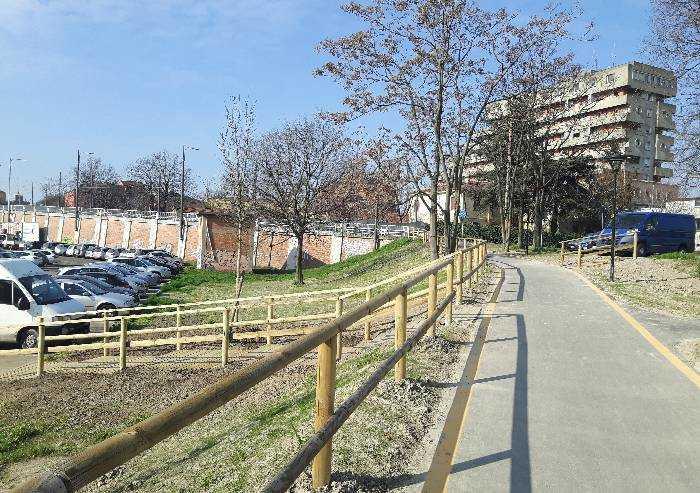 Modena, la Fiab: 'Ciclopedonale Mazzoni: c'è un'altra soluzione'