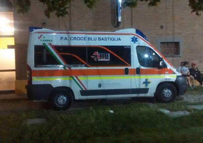 Covid, dalla Croce Blu di Bastiglia 50mila euro per il Policlinico