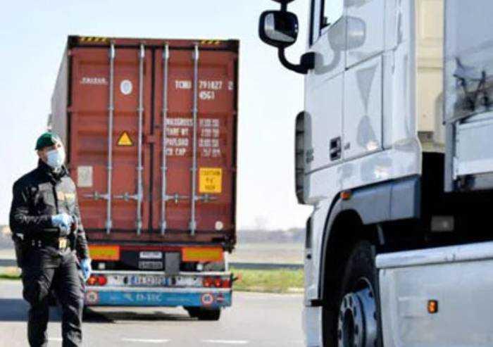 'Noi autotrasportatori in prima linea: in silenzio lavoriamo h24'