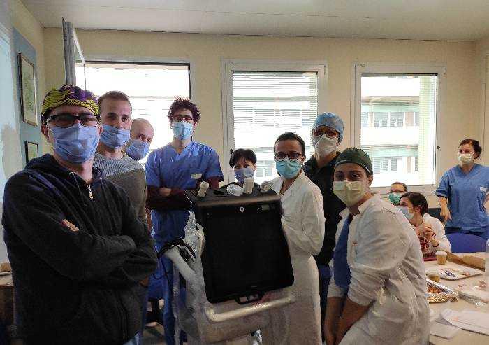 Covid, termometri infrarossi ed ecografi per gli ospedali modenesi