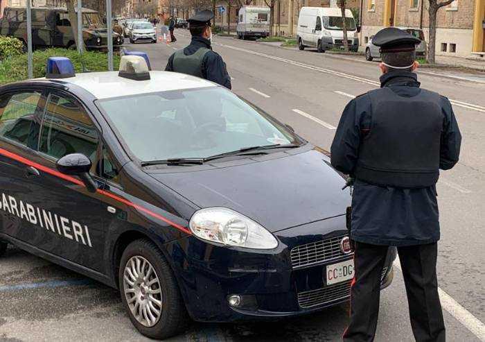 Controlli Carabinieri: altre 33 persone in giro senza valido motivo