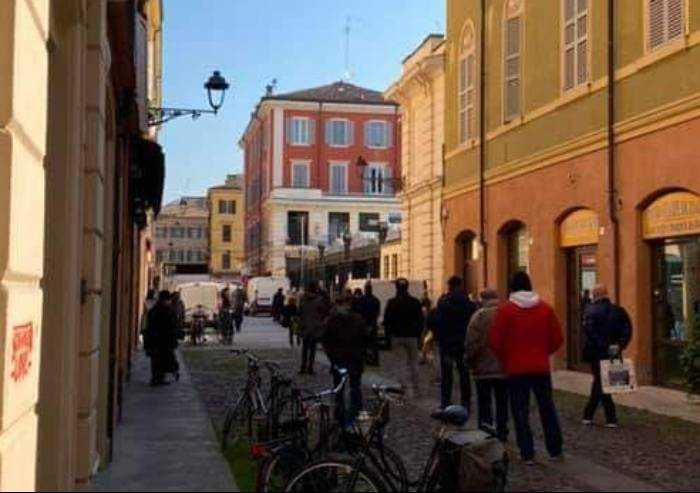 Rinaldi (Idea): 'Sbagliato riaprire il mercato Albinelli a Modena'