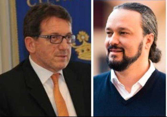 Cornavirus, le 'vite parallele' dei sindaci di Modena e Ferrara