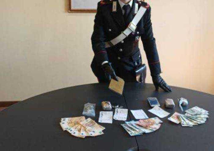 Spaccio da casa: due arresti a Modena e San Prospero