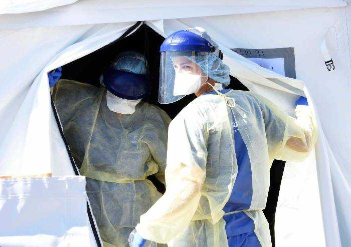 Coronavirus, si conferma rallentamento contagio. A Modena 5 decessi
