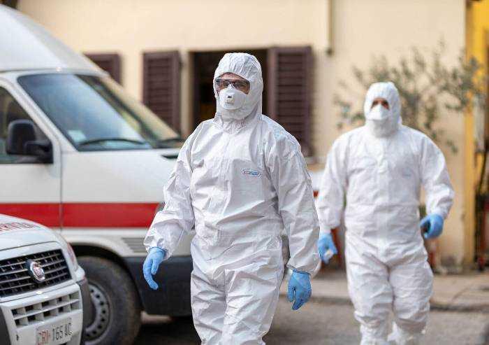 'Così gli ospedali sono diventati prima fonte incubazione del virus'
