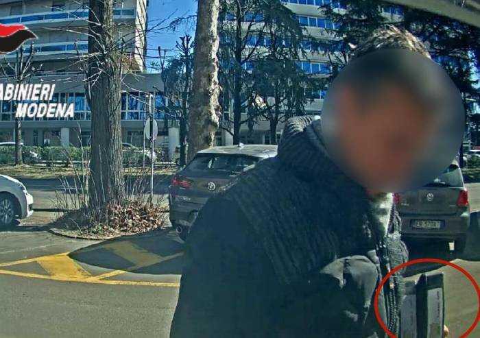 Carpi, simula smarrimento di 15.000 euro: smascherato dai Carabinieri