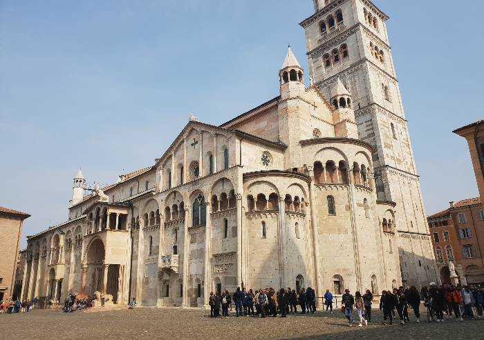 Sos turismo? Il mondo vuole tornare a Modena
