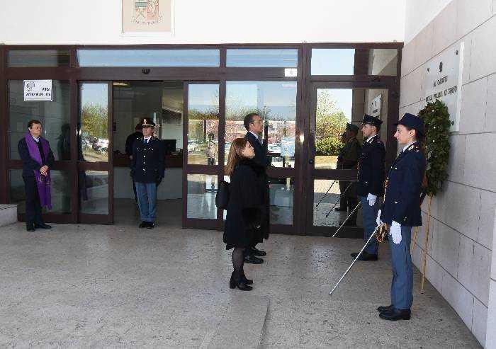 Polizia Modena, la pandemia fa crollare i reati del 33%