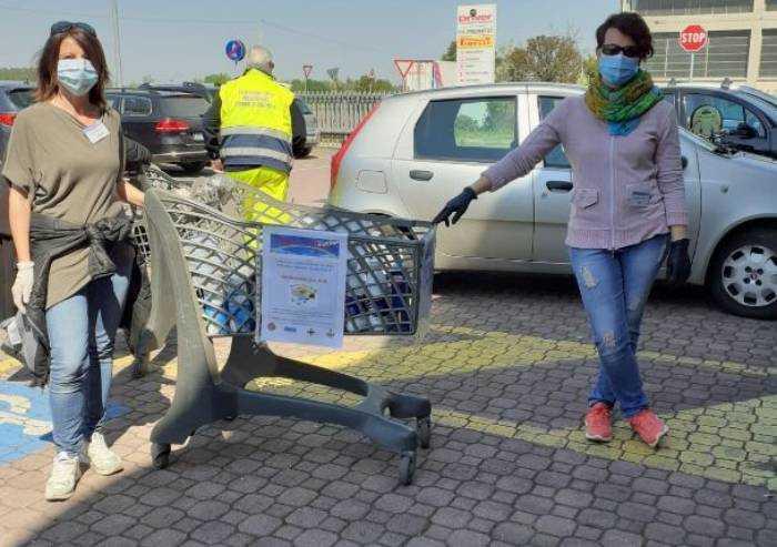 Coronavirus, a Bastiglia Comune promuove il carrello della solidarietà