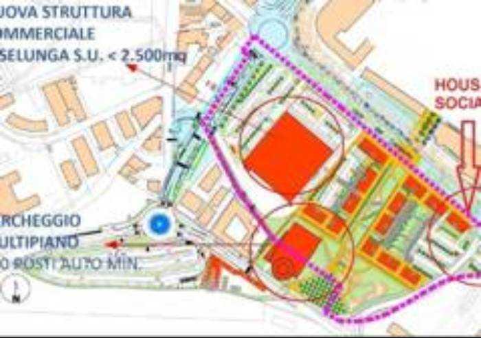 Modena, alla ripresa dei cantieri scatterà Esselunga