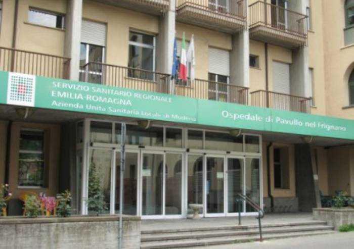 Emergenza Covid ospedale Pavullo, pazienti positivi ora salgono a 7