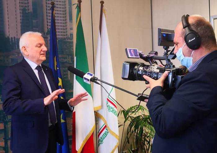 Covid, Bonaccini e Colla riaprono cantieri pubblici e ditte automotive