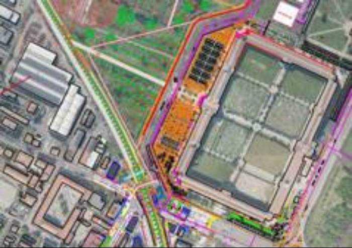 Diagonale ciclopedonale Modena: i lavori, entro l'estate, alla GSP di San Cesario