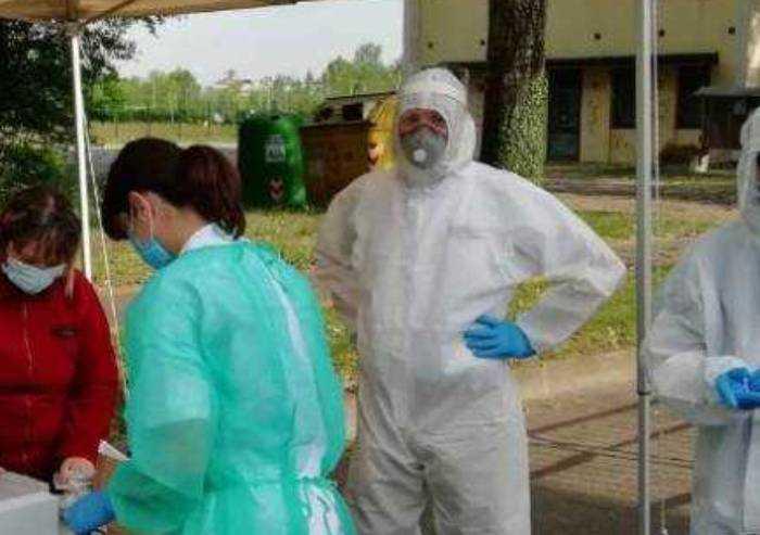 Coronavirus, la mappa dei contagi: muore un 57enne di San Felice