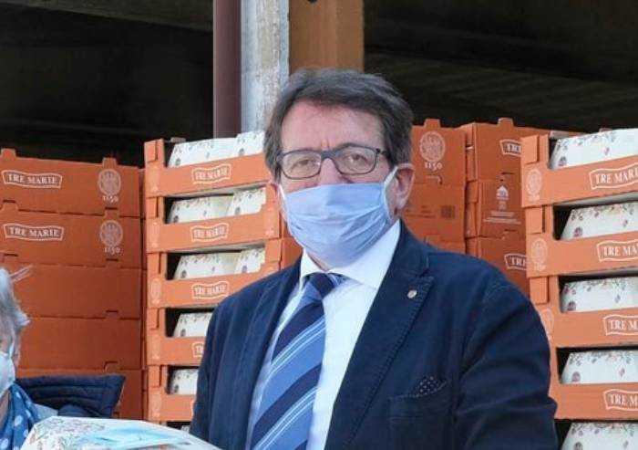 Covid a Modena, sindaco Muzzarelli da presenzialista a uomo invisibile