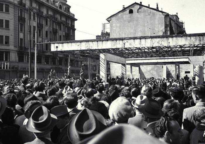 Cara consigliera Rossini, la pacificazione coi fascisti è impossibile