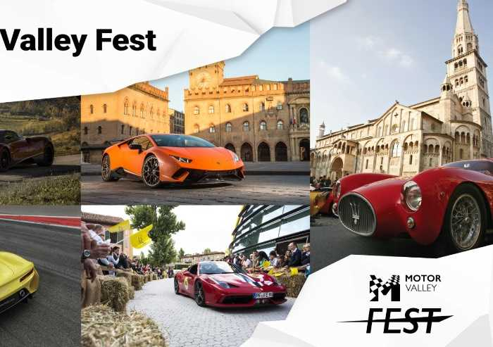 Coronavirus, Motor Valley Fest parte con big automotive tutti on line