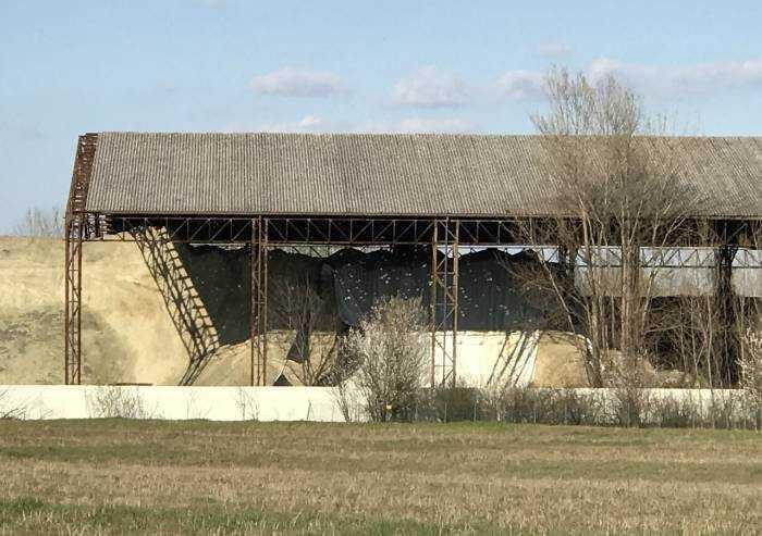 San Cesario: riprendono lavori bonifica dell'amianto in via Bonvino