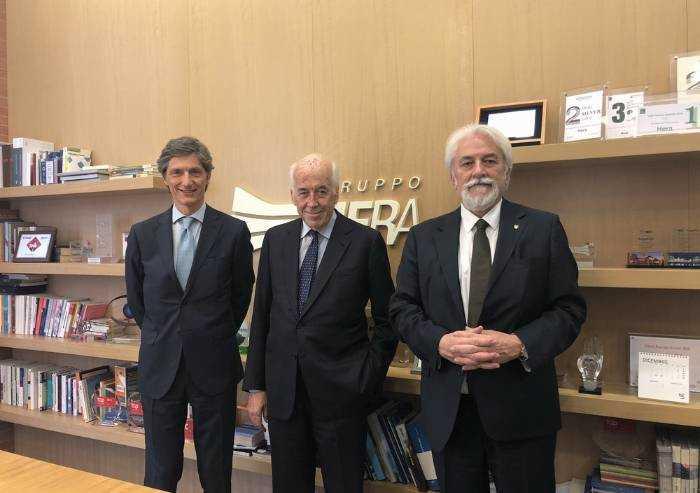 Hera, continuità totale: ex assessore Giacobazzi vicepresidente