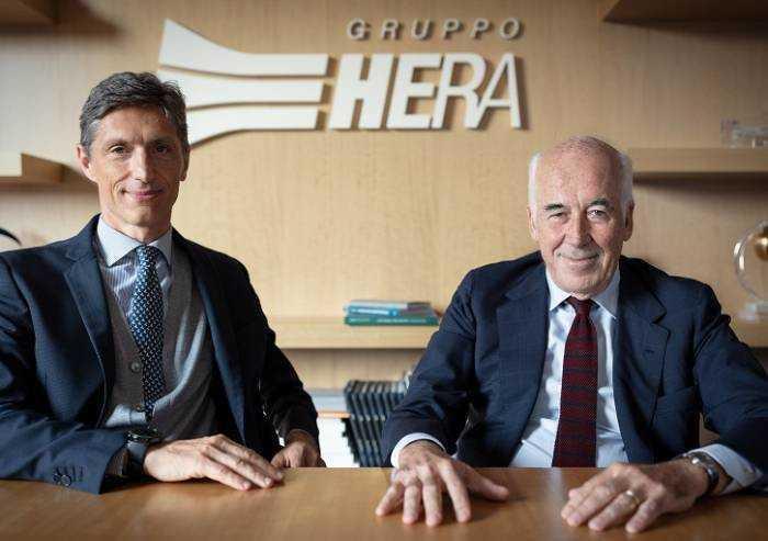 Hera, compenso dell'ad Venier quasi raddoppia in un anno: ora guadagna 952mila euro