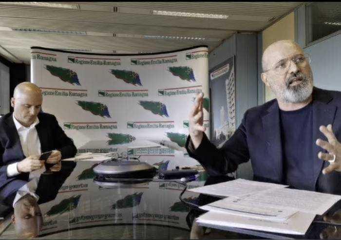 'Cornavirus, il sistema in Emilia Romagna ha retto meglio di altri'