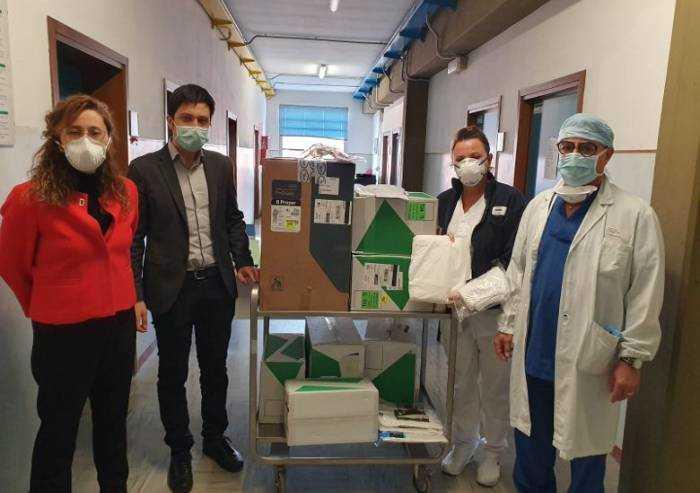 Ospedale Carpi, 65.000 euro di donazioni tramite Buona Nascita Onlus