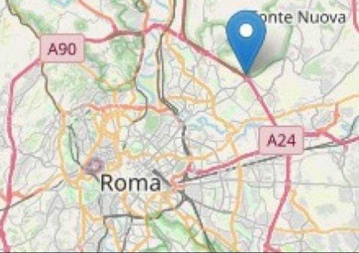 Scossa di terremoto 3.3 a Roma: nessun danno