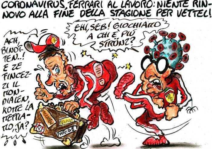 Divorzio consensuale in Ferrari