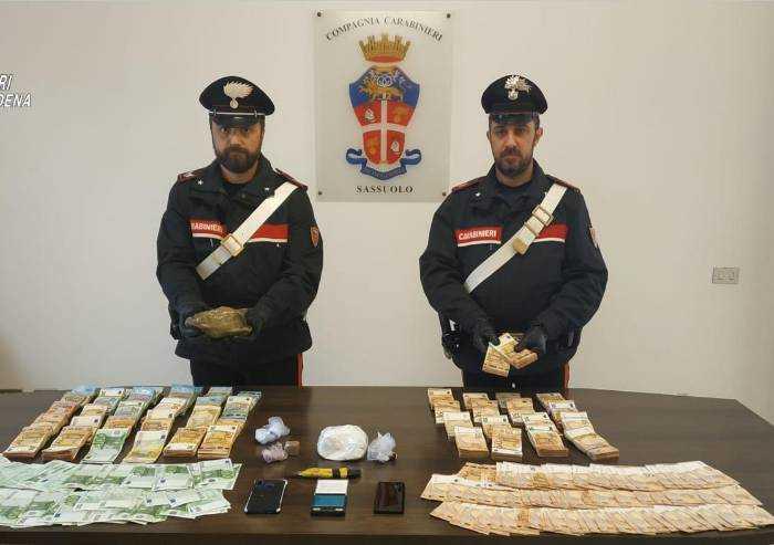 Maxi operazione anti-droga: arrestati due pezzi grossi dello spaccio