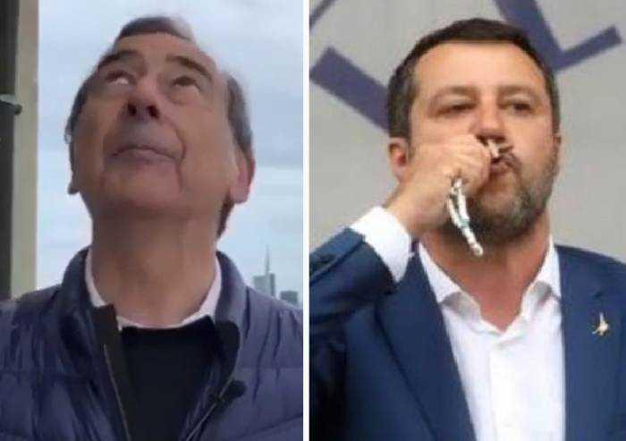 Sindaco Milano come Salvini: 'Madonnina non farci mancare lo sguardo'
