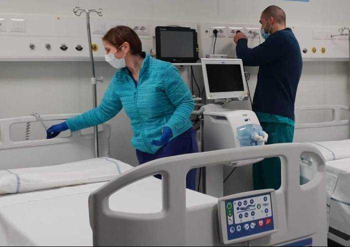 Coronavirus: nuovi casi a Modena, Carpi e Cavezzo