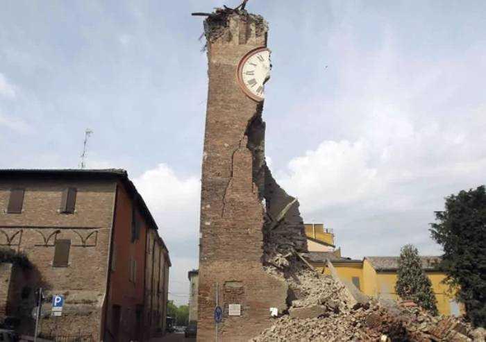 Otto anni fa il terremoto nella Bassa: il punto della Regione