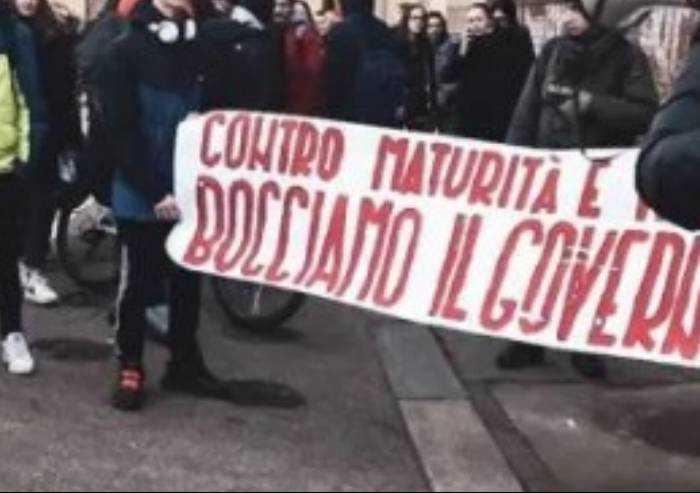 Decreto scuola, studenti in piazza oggi a Modena