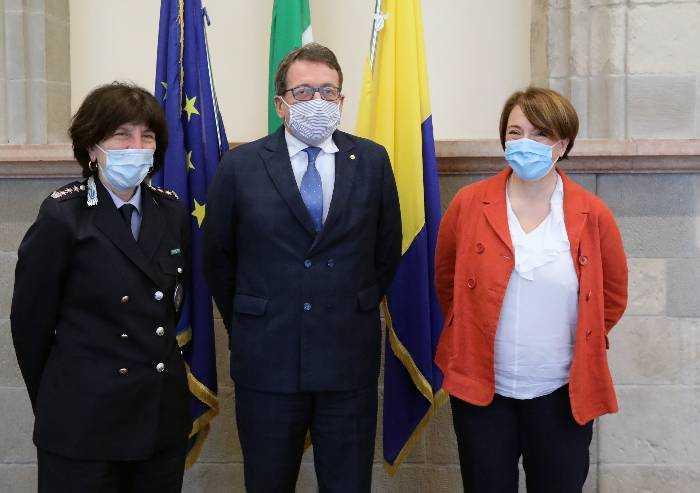 Polizia locale Modena, ecco la vicecomandante Giunti