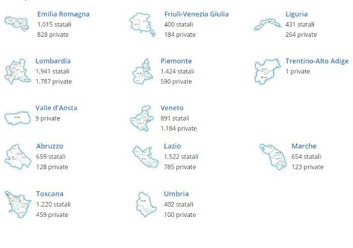 Scuola dell'infanzia, perchè a Modena non piace lo Stato?
