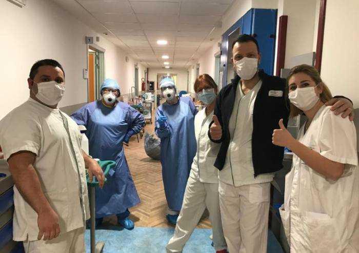 Casa salute Castelfranco, trasferito ultimo paziente Covid