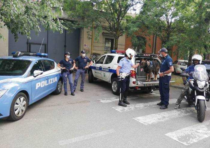 Gestivano lo spaccio in zona Cialdini: tre arresti