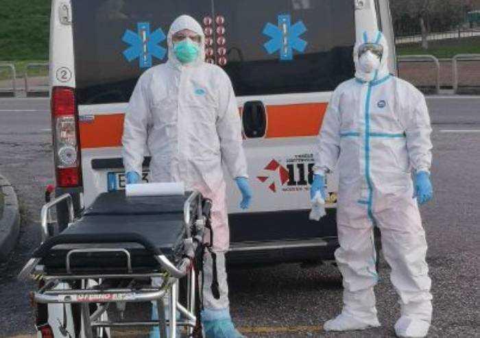 Donazioni Covid agli ospedali di Modena, raggiunti i 5,3 milioni
